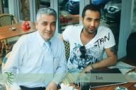 Gäste im Mevlana Restaurant